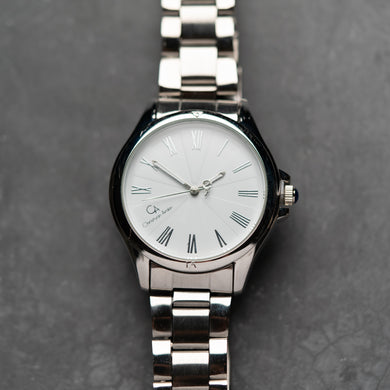 Christyan Arden CA2001 White Dial (Pria)