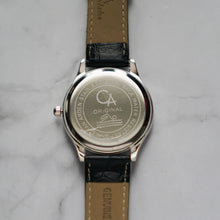Load image into Gallery viewer, Christyan Arden OPTIMA CA3201 - Around The World Edition - White Dial - Brown Strap (Pria)