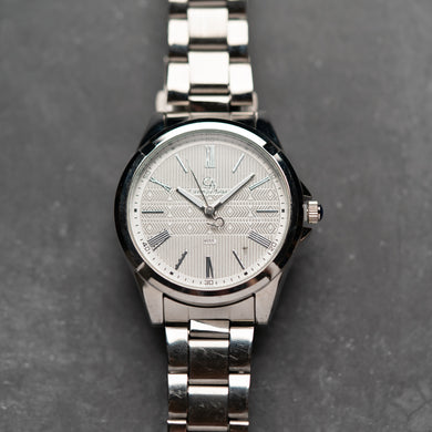 Christyan Arden CA8055 White Dial (Pria)