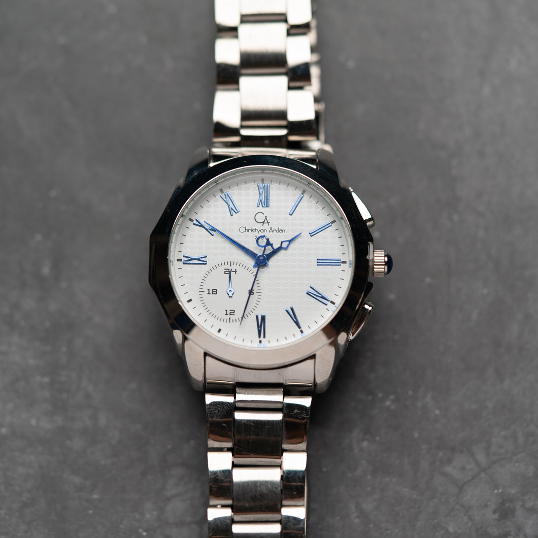 Christyan Arden CA2697 White Dial (Pria)