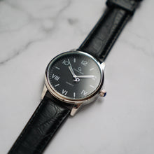 Load image into Gallery viewer, Christyan Arden NILES CA3211 - Around The World Edition - Black Dial - Black Strap (Pria)