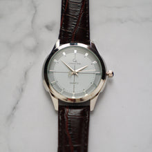 Load image into Gallery viewer, Christyan Arden MILLICENT CA3214 - Around The World Edition - White Dial - Brown Strap (Pria)