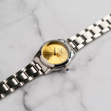Load image into Gallery viewer, Christyan Arden ARES CA3110C - Around The World Edition - Gold SunBurst Dial (Wanita)