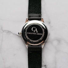 Load image into Gallery viewer, New Christyan Arden NEO CA-0001 - Around The World Edition - White Dial - Black Strap (Pria)