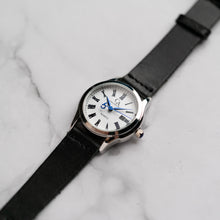 Load image into Gallery viewer, New Christyan Arden FELIPE CA3108 - Around The World Edition - White Dial - Black Full Grain Strap (Wanita)