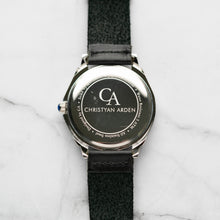 Muat gambar ke penampil Galeri, New Christyan Arden TITAN CA-0002 - Around The World Edition - Black Dial - Black Strap (Pria)