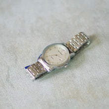 Load image into Gallery viewer, Jean Alexis Luxury Watch GT JA003 White Dial (Man) Silver Hands