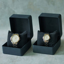 Load image into Gallery viewer, Jean Alexis Luxury Watch GKT JA008 White Dial (Man) Gold Hands