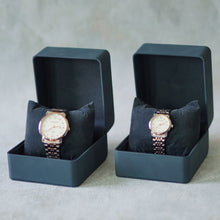 Load image into Gallery viewer, Jean Alexis Luxury Watch GST JA003 White Dial (Man) Rosegold Hands