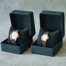 Load image into Gallery viewer, Jean Alexis Luxury Watch GST JA006 White Dial (Man) Rosegold Hands