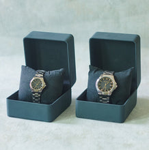 Load image into Gallery viewer, Jean Alexis Luxury Watch LT JA006 Black Dial (Wanita) Gold Hands