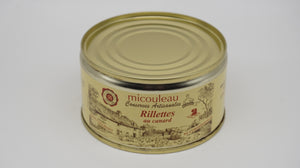 Coarse Duck Rillettes - Rillettes au Canard - 200g - At.Flo