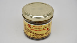 Black Olives & Anchovies Spread  - Tartinade Gasconne - 90g - At.Flo