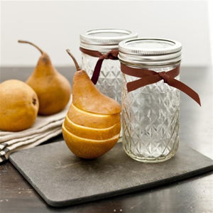 Ball Mason Jars for home canning, bottling and preserving available from Kiwi Family Kitchen NZ.