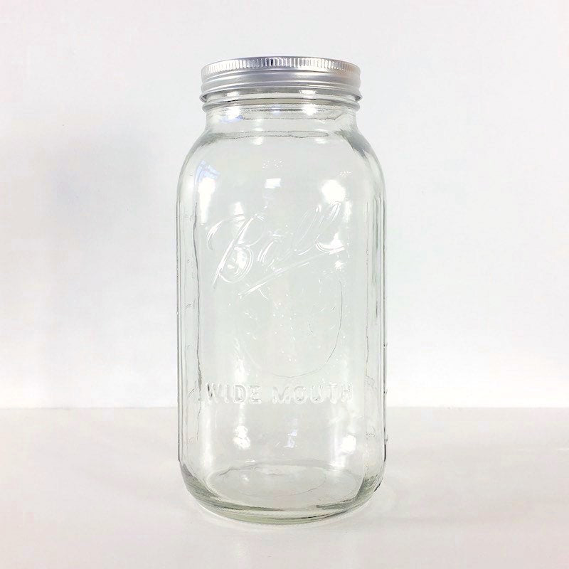 Ball Half Gallon Mason Jars - Wide Mouth