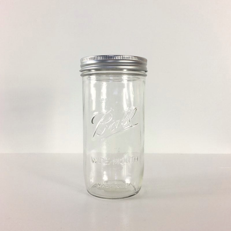 Ball Pint and a Half Mason Jars - Wide Mouth