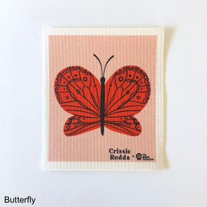 Butterfly Spruce Cloth NZ