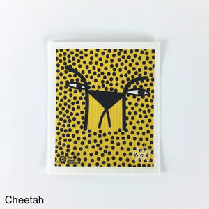 Cheetah Spruce Cloth NZ