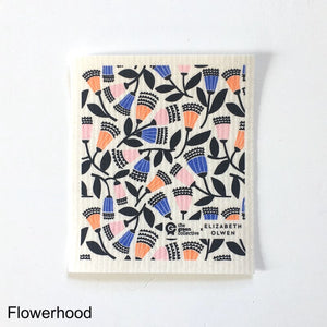 Flowerhood Spruce Cloth NZ