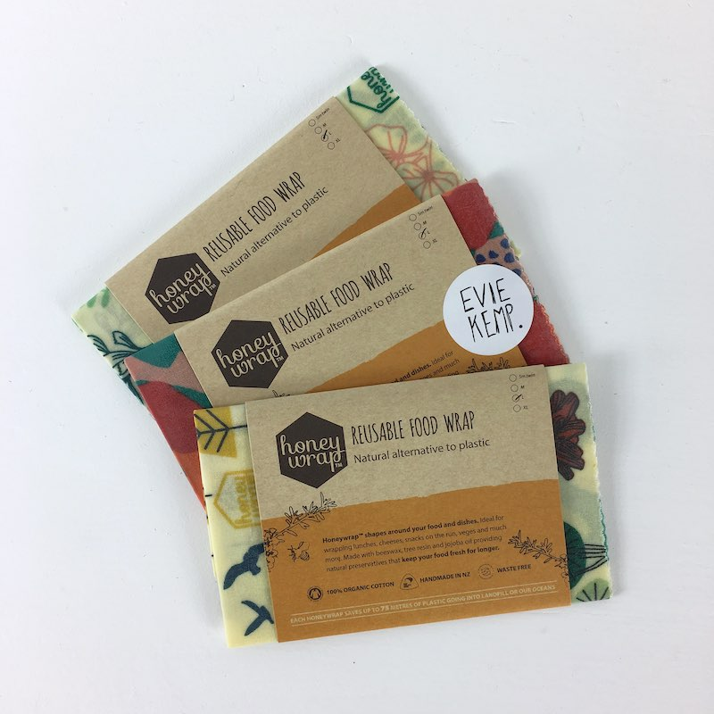 Honeywrap Beeswax Wraps - Large (Single)