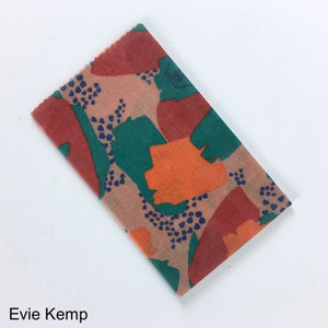 Evie Kemp Honeywrap design