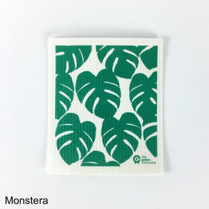 Monstera Spruce Cloth NZ