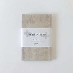 Natural Linen Dishcloth by Nawrap