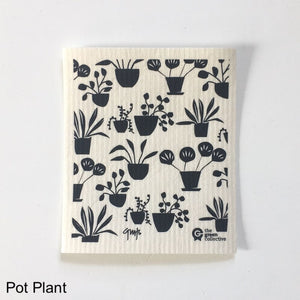 Pot Plant Spruce Cloth NZ