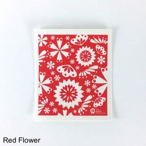 Red Flower Spruce Cloth NZ
