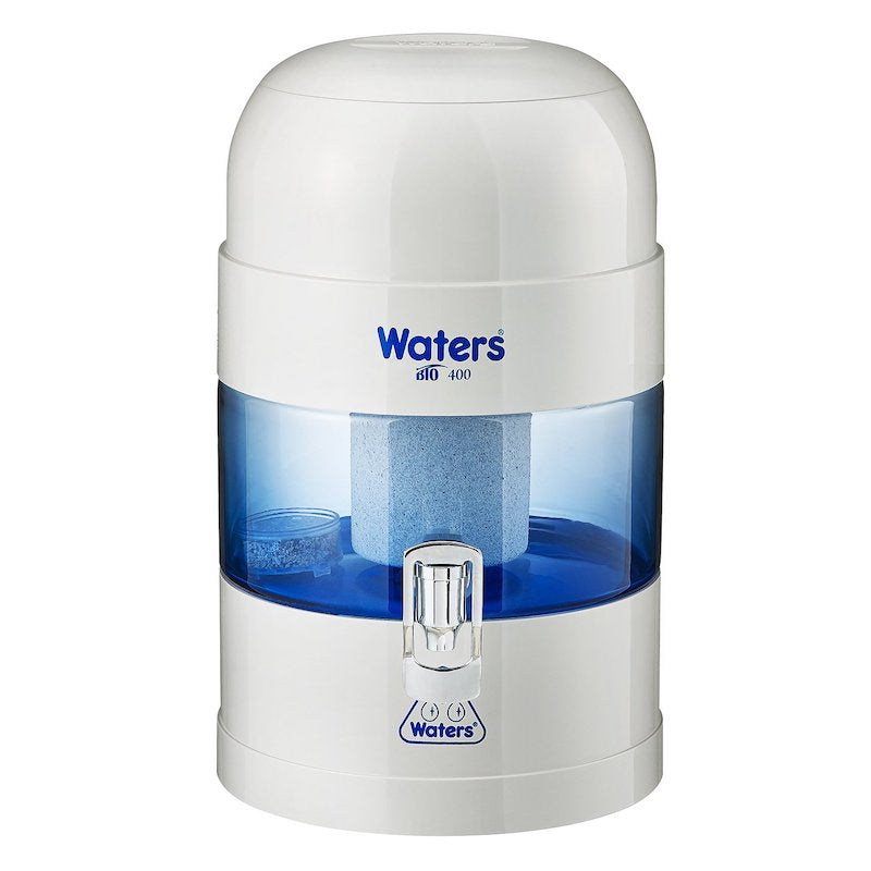 Waters Co Bio 400 Water Filter in White