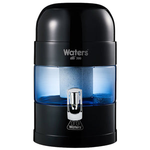 Waters Co Bio 500 Water Filter in Black