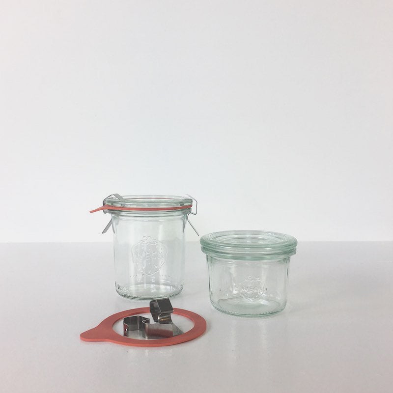 Weck Mini Mold Jars NZ
