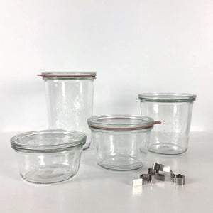 Weck Mold Jars NZ