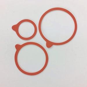 Weck Rubber Ring Seals NZ