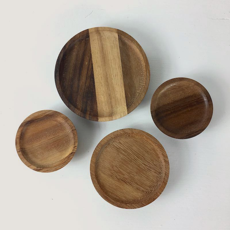 Weck Wooden Lids NZ