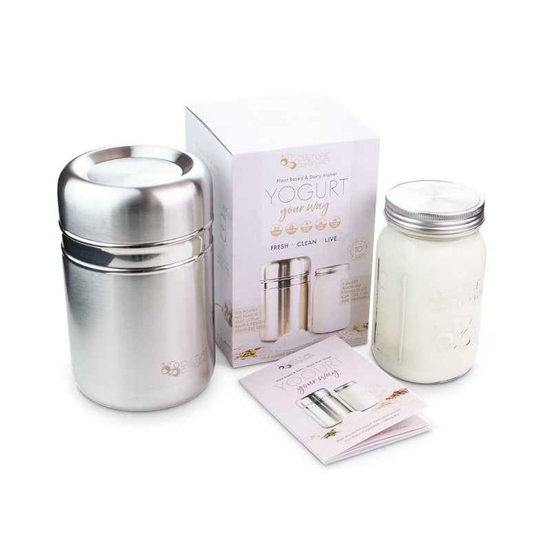 Stainless Steel Yogurt Maker NZ