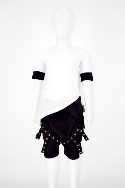 Commando Shorts Black - WORLD OF MONOKROME