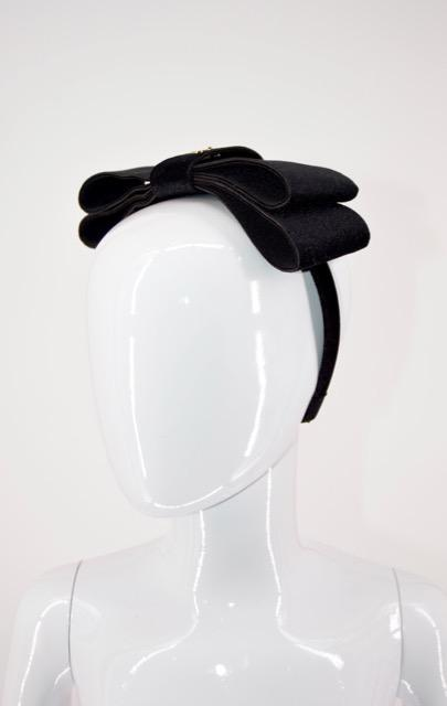 Fairy Wing Headband Black - WORLD OF MONOKROME