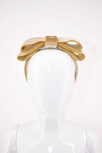 Fairy Wing Headband Nude - WORLD OF MONOKROME