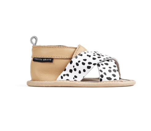 Wild Spots Cross Over Sandal