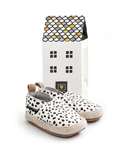Wild Spots Espadrilles - WORLD OF MONOKROME