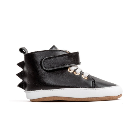 Dragon High Top Sneakers - WORLD OF MONOKROME