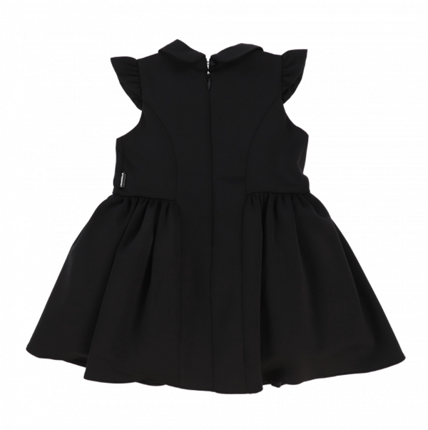Peter Pan Collar Dress - WORLD OF MONOKROME