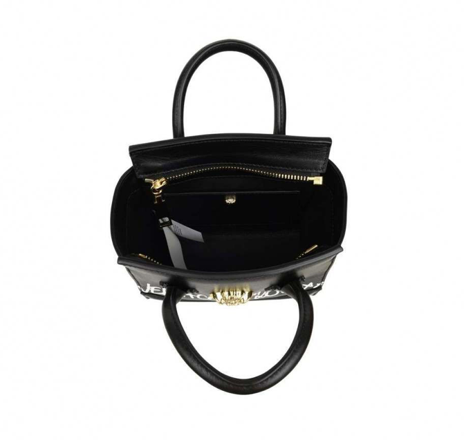 With Love Signature Handbag - WORLD OF MONOKROME