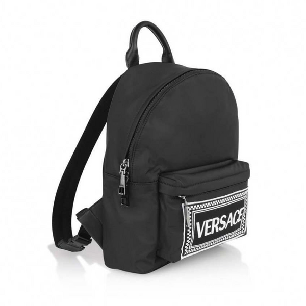 Backpack with Logo - WORLD OF MONOKROME