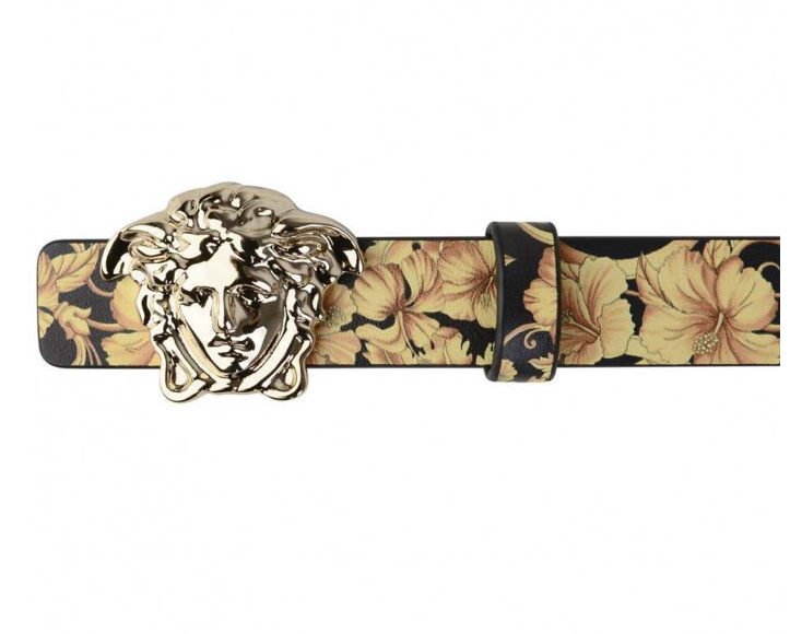 Reversible Medusa Belt - WORLD OF MONOKROME