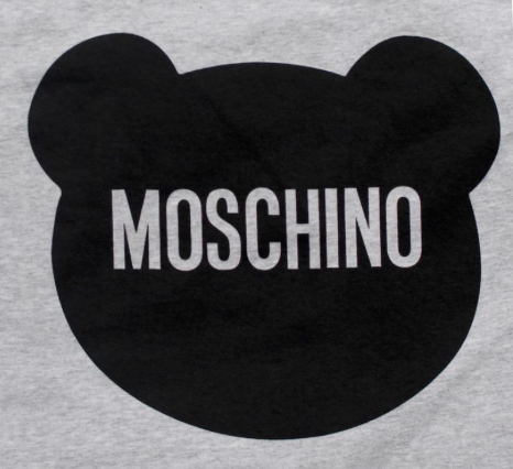 Toy Bear L/S Sweatshirt - WORLD OF MONOKROME