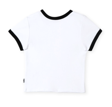 Wanted Pocket Tee - WORLD OF MONOKROME