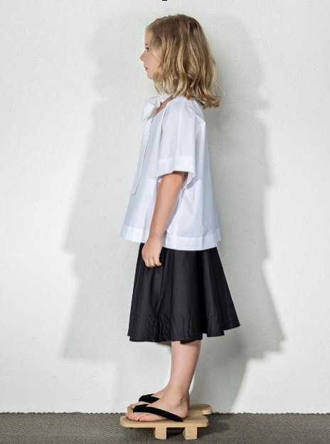 Azul Blouse - WORLD OF MONOKROME