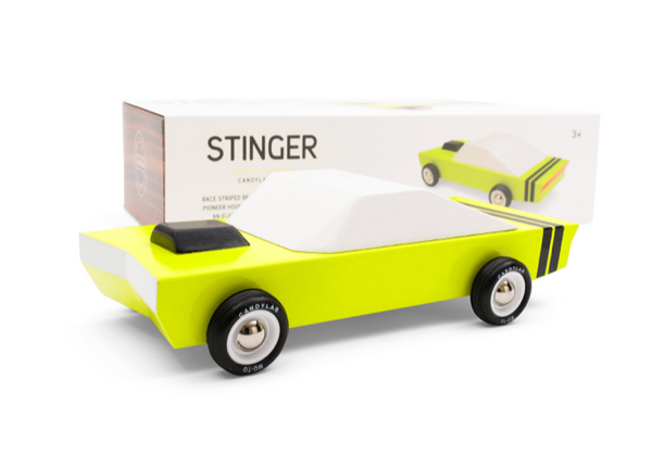 Stinger Wooden Toy - WORLD OF MONOKROME